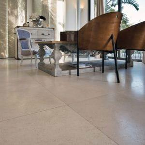Cream Nova Natural Stone Trendy Office - Honed Finish