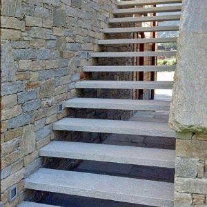 Luzerne stone staircase