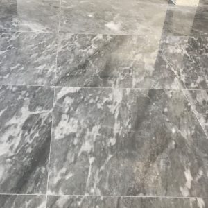Marble floor Bleu of the Nil - Old slaughterhouses of Saint Tropez