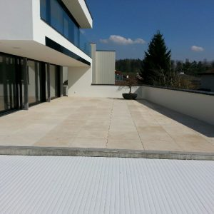 Cèdre Honey Natural Floor Terrace Layout - Plots